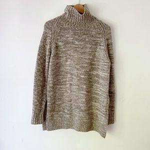 ZARA Knit Beige Sweater